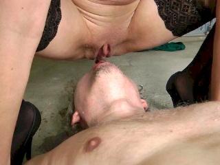 sex gegen tg domina erzieht sklaven